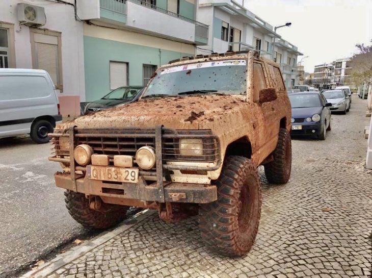 Jeep startbild
