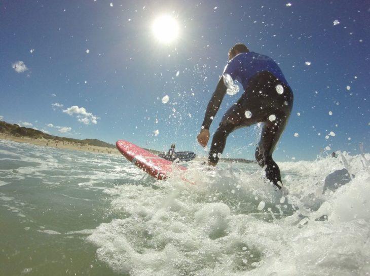 Surf startbild